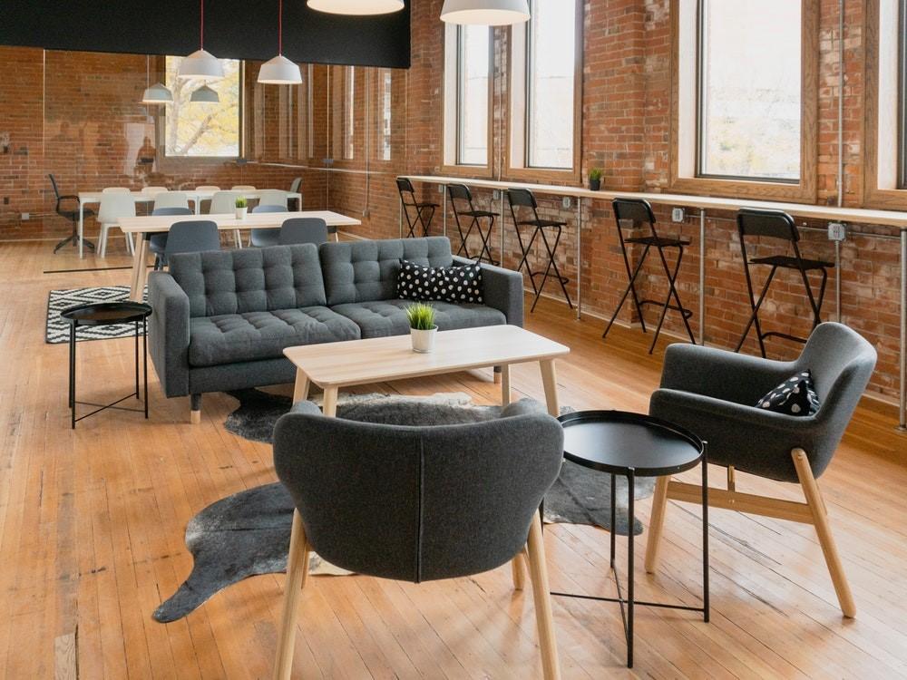 Coworking Workspace Design