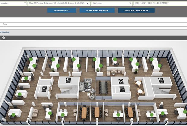Halo Media Rendered Floor Plan in Forum